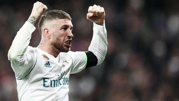 Catorce primaveras y seiscientos partidos de Ramos con el Madrid