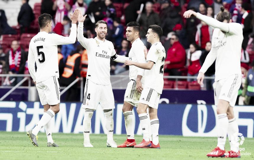 Resumen Levante 1-2 Real Madrid en LaLiga 2019