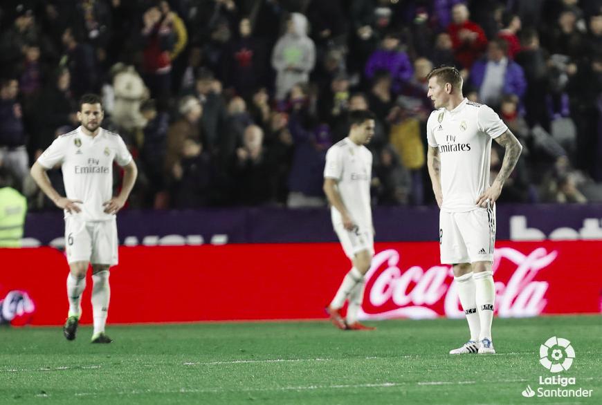 Resumen y goles Real Valladolid 1-4 Real Madrid en LaLiga Santander 2019