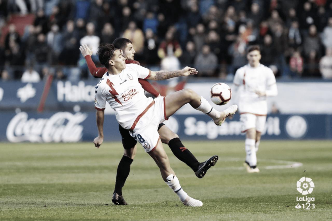 Fede Varela, MVP vs Osasuna, en la Jornada 30 de La Liga 1|2|3