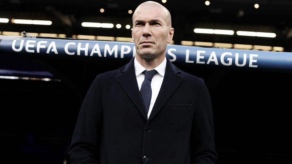 """Zidane: """"El precio de Mbappé lo marcan los clubes"""""""