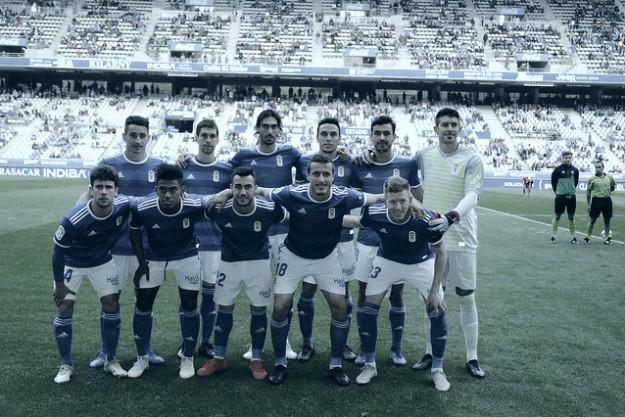 Real Oviedo - RC Deportivo de la Coruña: puntuaciones del Real Oviedo en la jornada 32 de LaLiga 1|2|3