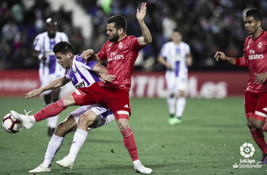"""Nacho Fernández: """"Quiero seguir en el Madrid, esta es mi casa"""""""