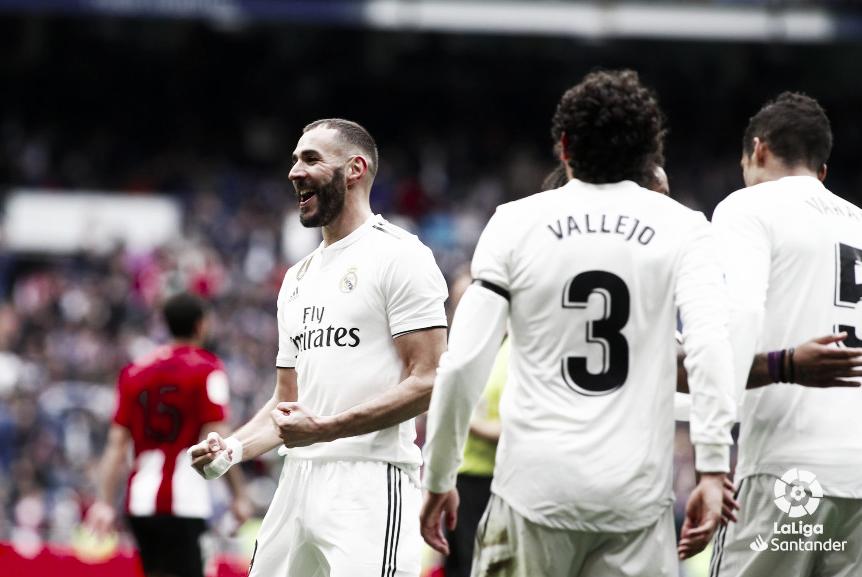 Resumen Getafe 0-0 Real Madrid en LaLiga 2019