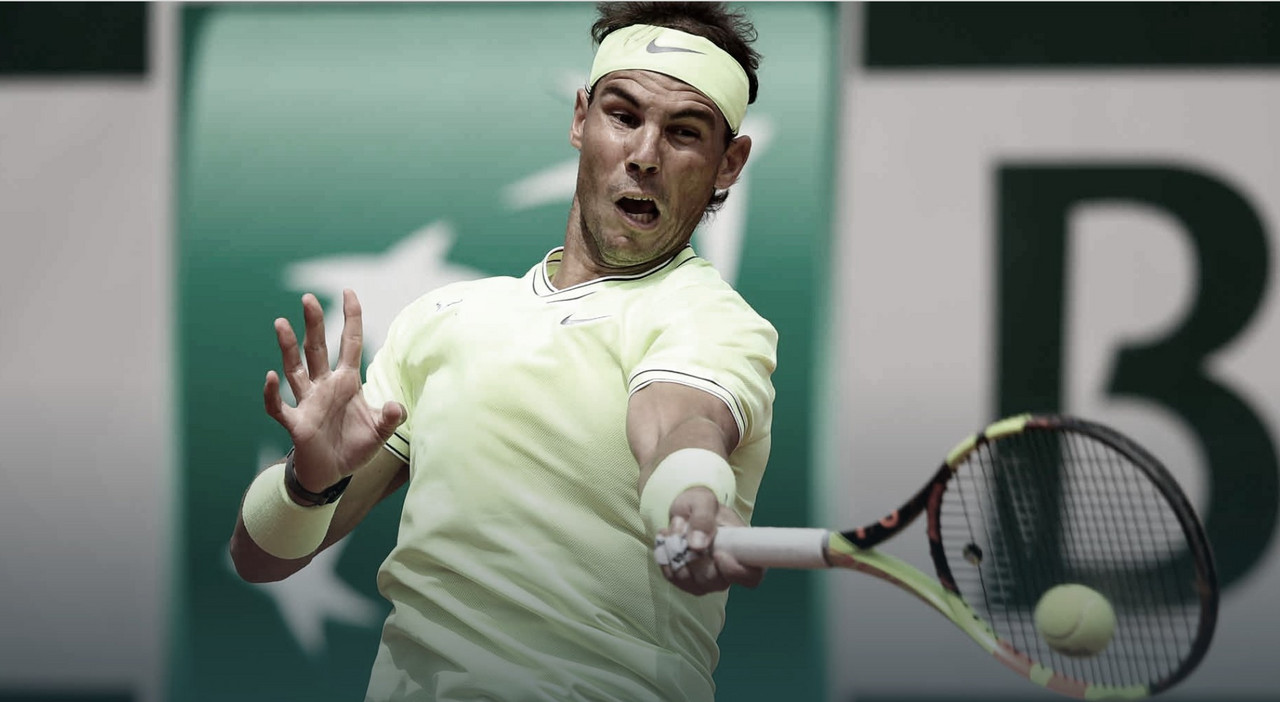 Nadal comienza Roland Garros por la vía rápida