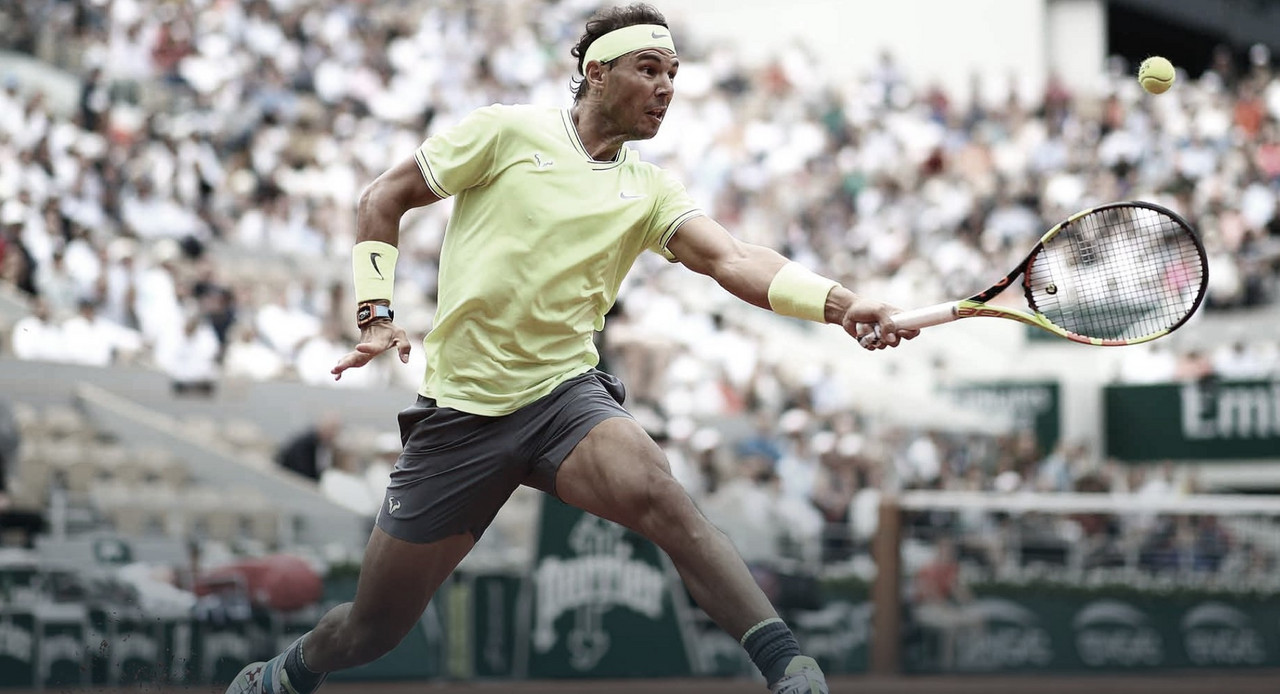 Nadal, incontestable