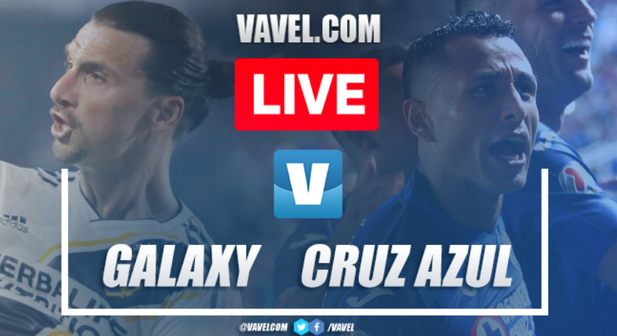 LA Galaxy vs Cruz Azul: LIVE Stream and Score Updates (1-1)