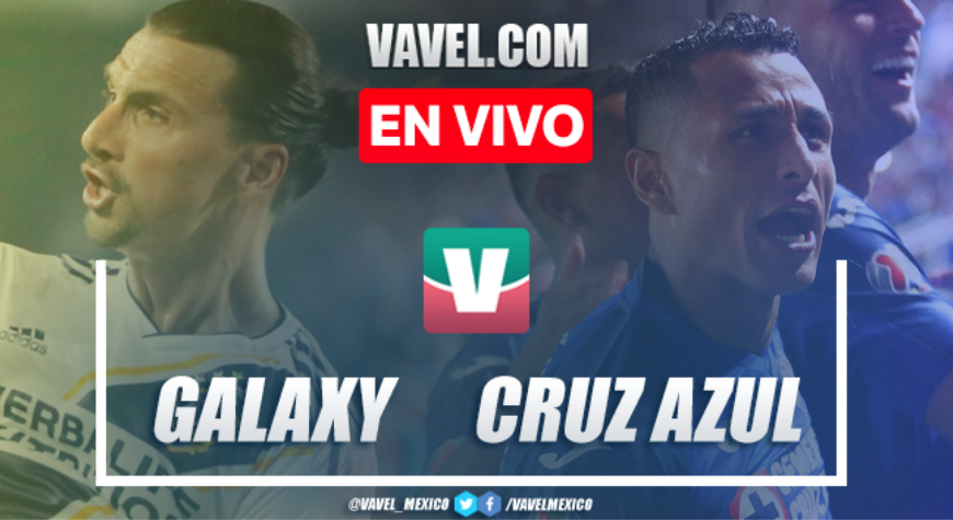 LA Galaxy vs Cruz Azul en vivo cómo ver transmisión TV online en Leagues Cup 2019 (0-0)