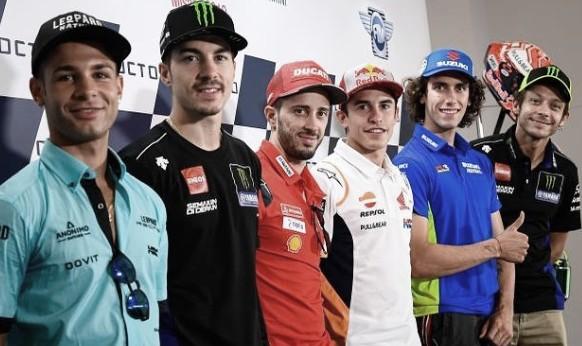 Rueda de prensa previa del Gran Premio de San Marino e della Rivera di Rimini