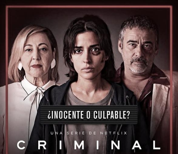 Criminal: España, la apuesta de Netflix para quienes aman el género policíaco