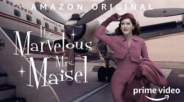 """The Marvelous Mrs.Maisel"" vuelve fuerte en su 3ª temporada"