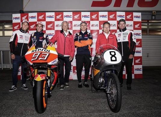 MotoGP, Rueda de prensa Gran Premio de Japón 2019