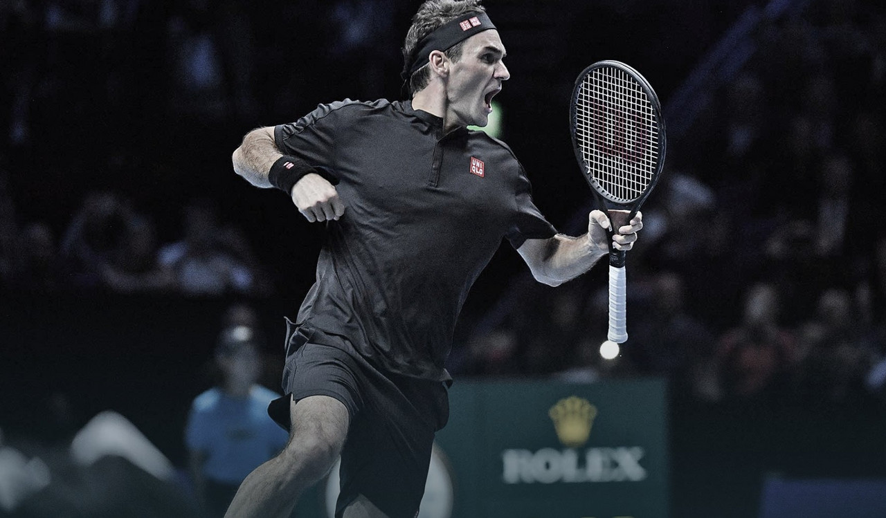 Federer continúa, Djokovic dice adiós