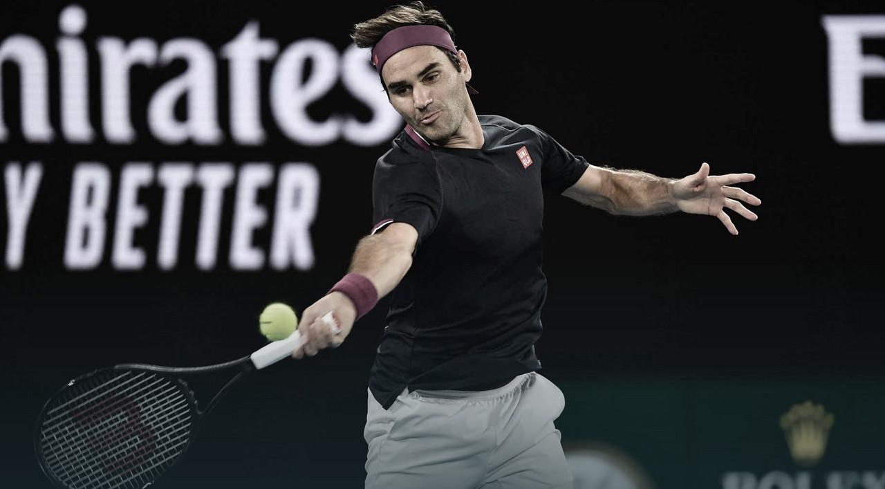 Dia 7 del Australian Open: Federer se vuelve a salvar a tiempo