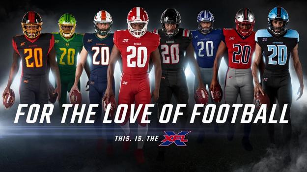 XFL: A brief look at all eight teams ahead of kick-off weekend