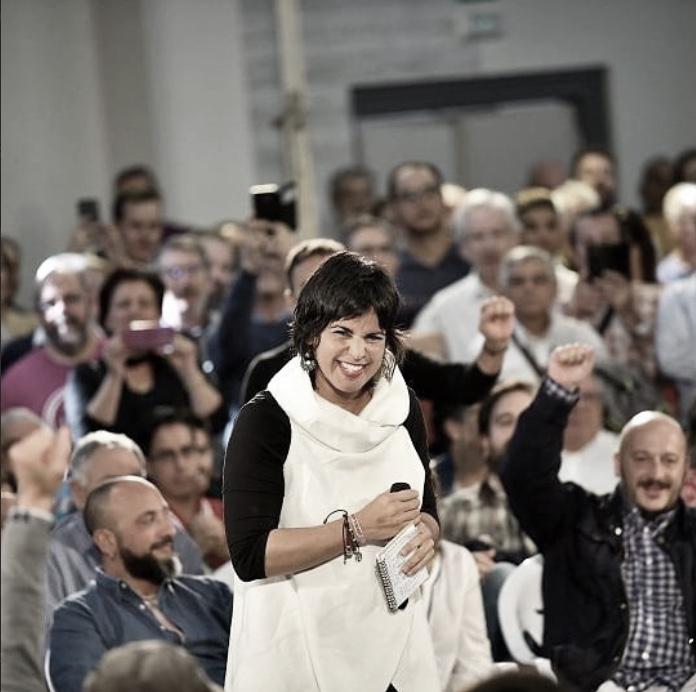 Teresa Rodríguez abandona Podemos