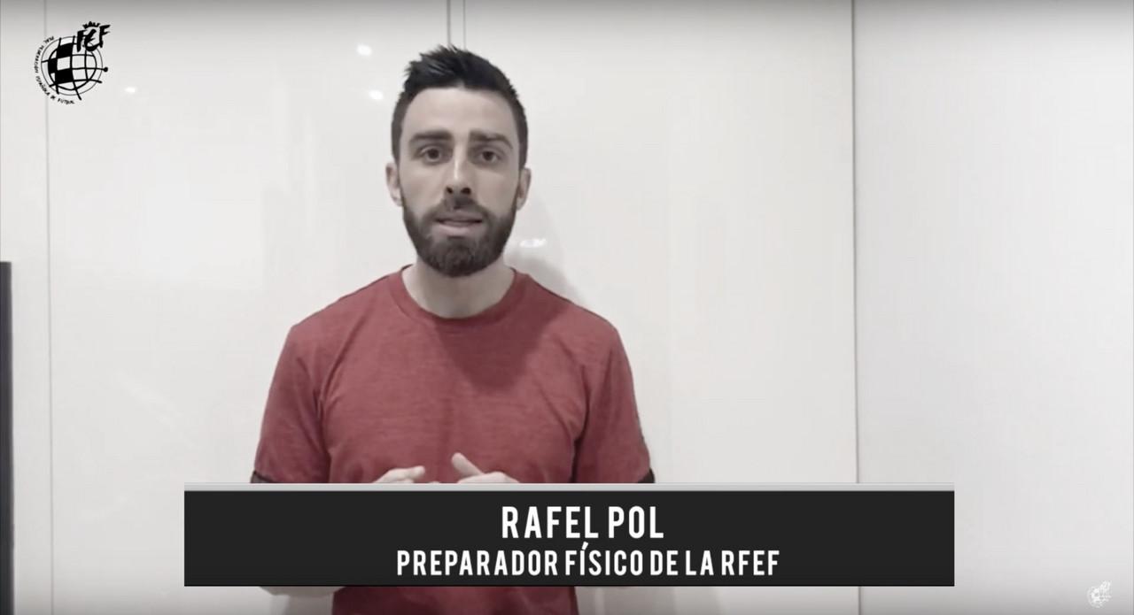Los consejos de Rafel Pol para sobrellevar el aislamiento