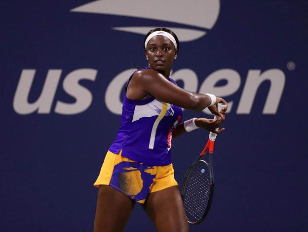 US Open: Sloane Stephens picks up much-needed win over Mihaela Buzarnescu