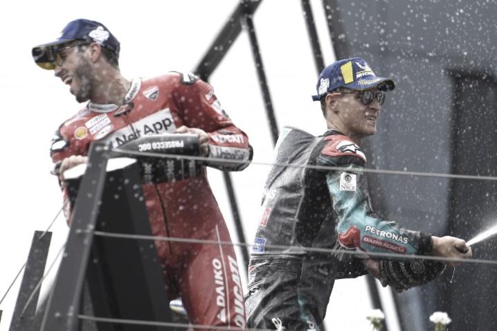 Previa GP Emilia Romagna MotoGP 2020: Dovizioso nuevo líder del campeonato