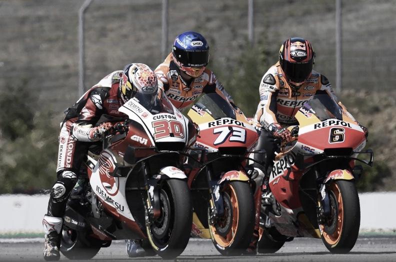 Previa Honda Gran Premio de Barcelona: Honda da un paso adelante