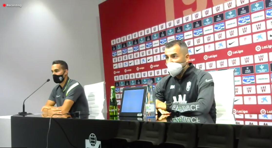 """Diego Martínez: """"Confiamos en el equipo, creemos en lo que hacemos"""""""