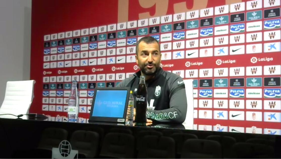 """Diego Martínez: """"La experiencia me dice que podemos planificar muchas cosas y la realidad es otra"""""""