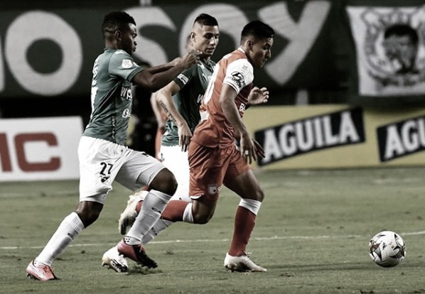 <span>Foto: Independiente Santa Fe</span>