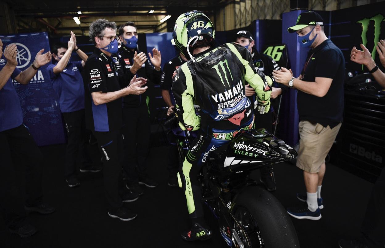 """Valentino Rossi: """"El título, el objetivo principal"""""""