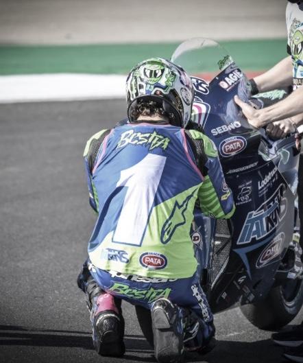 Enea Bastianini, Campeón del Mundo de Moto2 / Fuente: motogp.com