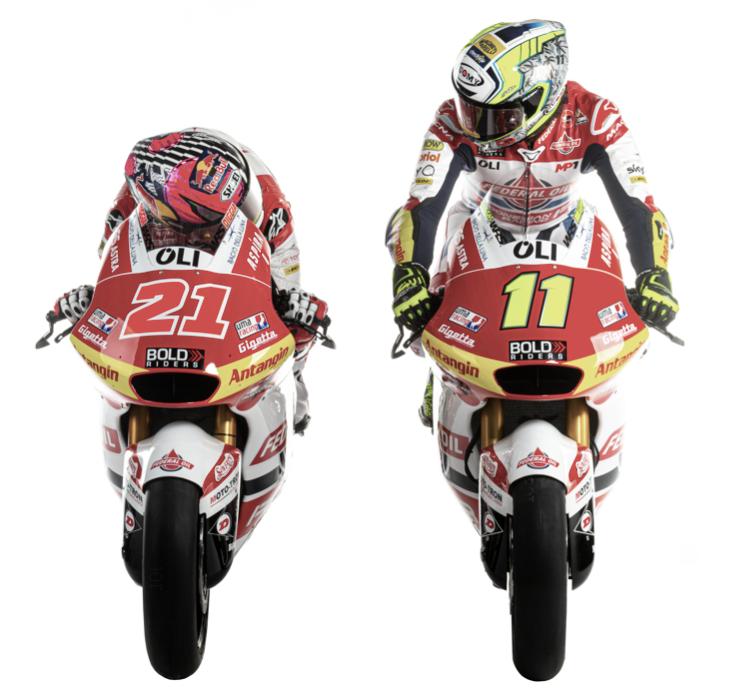 El proyecto del Team Gresini en Moto2