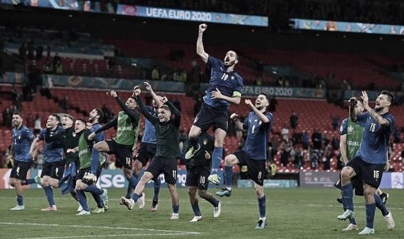 Italia - Austria: puntuaciones de Italia en los octavos de final de la Euro 2020