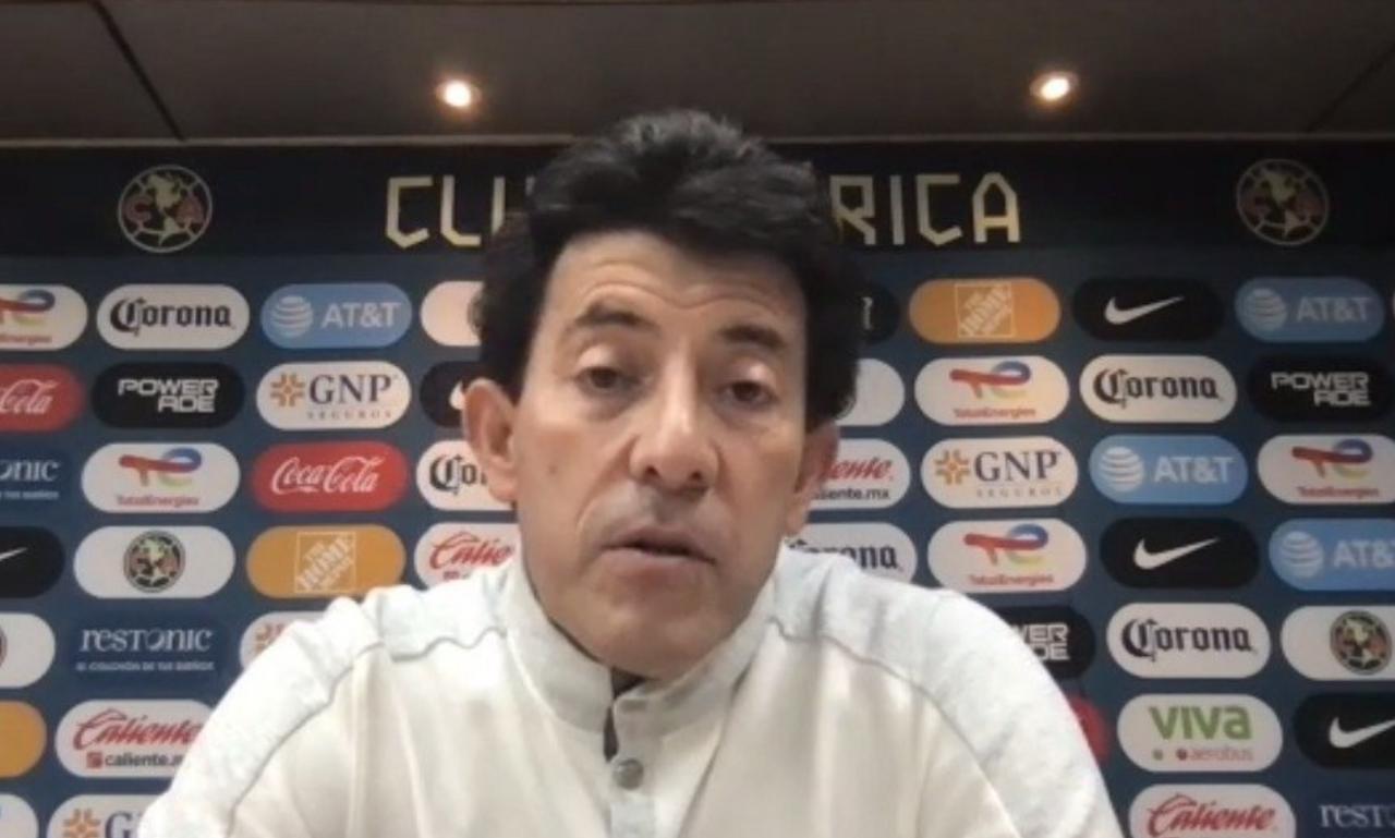 """Pérez Loarca: """"Me voy frustrado, en el primer tiempo fuimos superiores"""""""