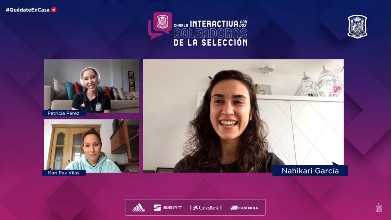 """Nahikari y Vilas: """"La final de la Eurocopa es una realidad"""""""