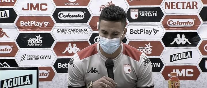 """Kelvin Osorio: """"Nos faltó un poco más de determinación"""""""