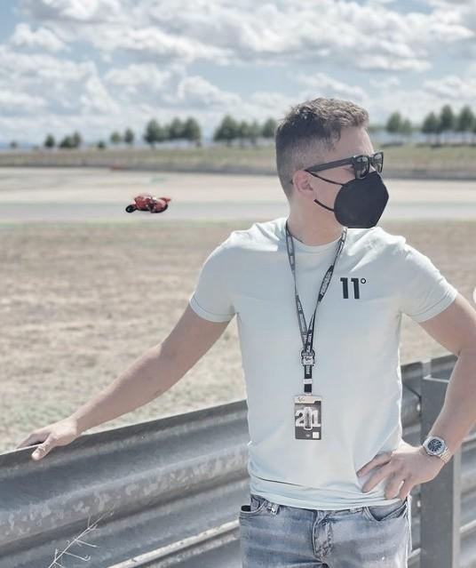 """Jorge Lorenzo sobre Viñales: """"Es un gran piloto"""""""