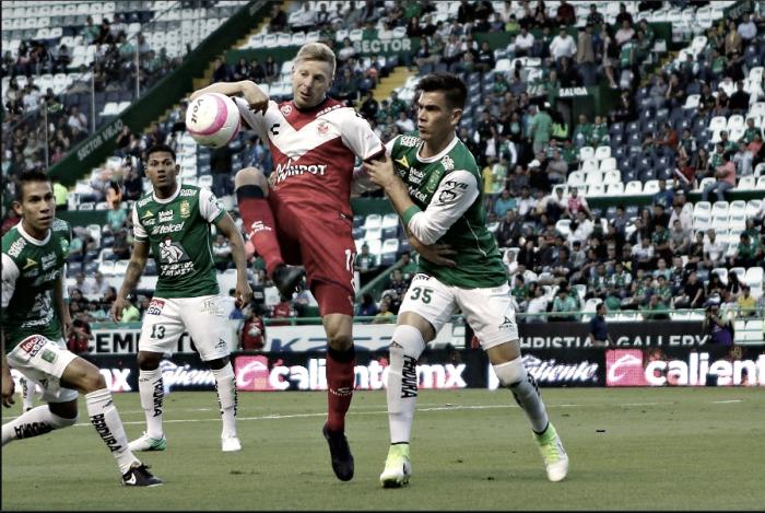 León se enfila a Liguilla con goleada ante Veracruz