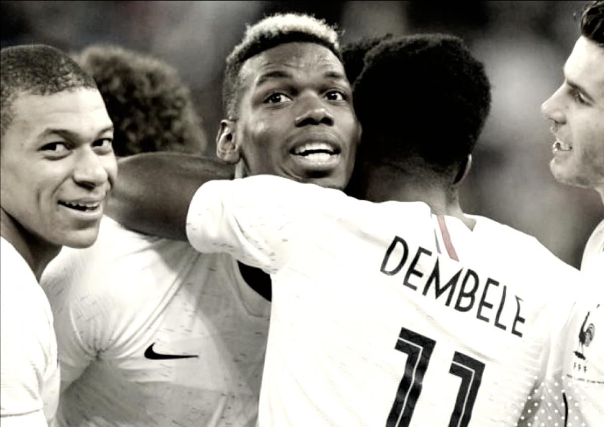 Mbappé cura las heridas de Francia