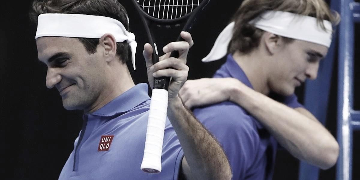 Se abre preventa para clientes Movistar Black Total, Black y Preferencial para el partido Federer vs. Zverev en Bogotá