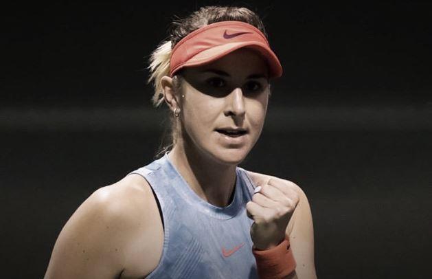 Bencic passa fácil por Alexandrova e avança em Indian Wells