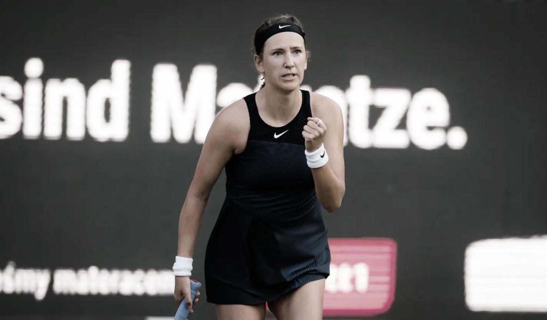 Azarenka se vinga de Pegula e vai às semifinais do WTA 500 de Berlim