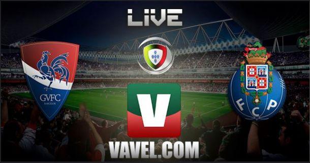 Gil Vicente x Porto    na Primeira Liga