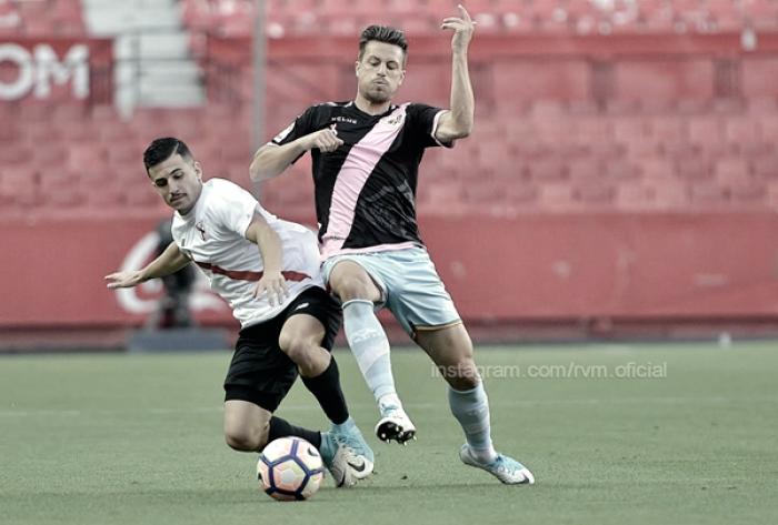 Previa Sevilla Atlético - Rayo Vallecano: la búsqueda del buen camino