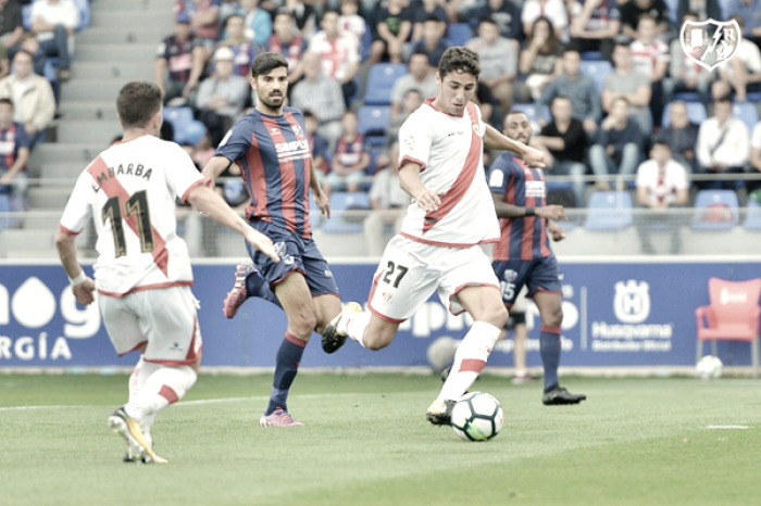 Primera derrota del Rayo lejos de Vallecas
