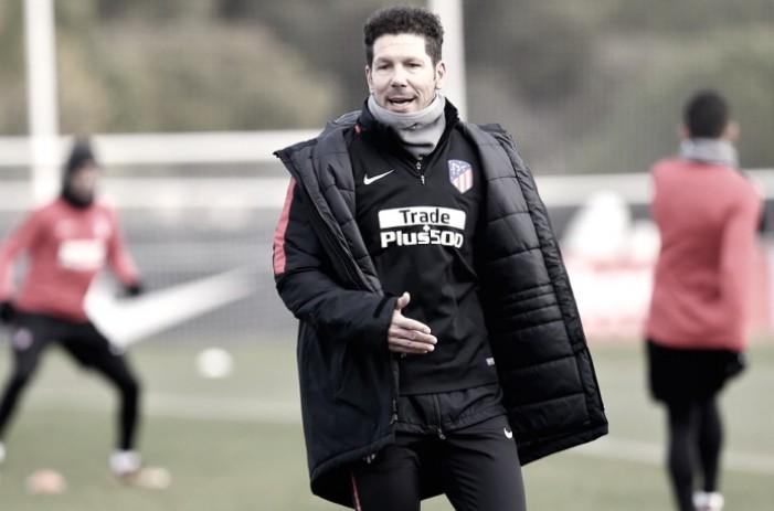 "Simeone exalta Atléti após virada sobre Sociedad: ""Estou orgulhoso"""