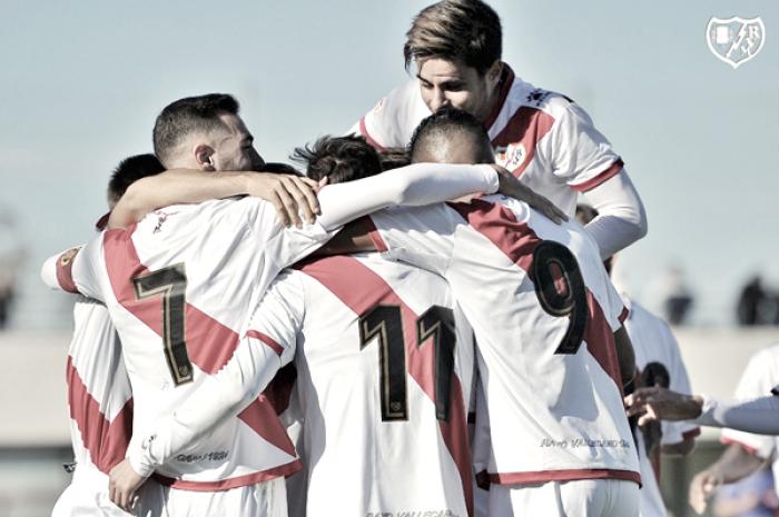 Vuelve el fútbol base a Vallecas