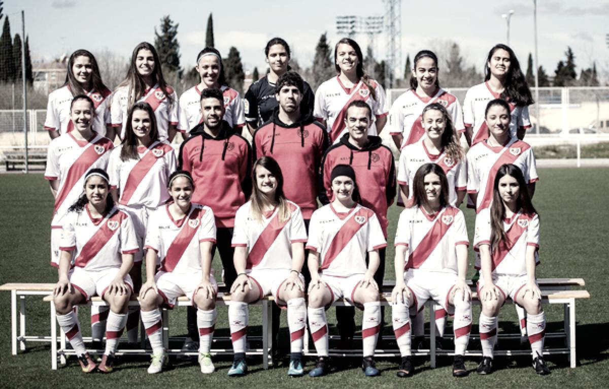 El Femenino C del Rayo Vallecano, Campeón de Liga