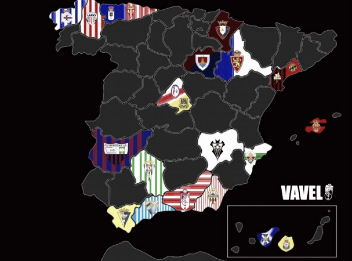 Grandes diferencias entre los nuevos rivales del Zaragoza