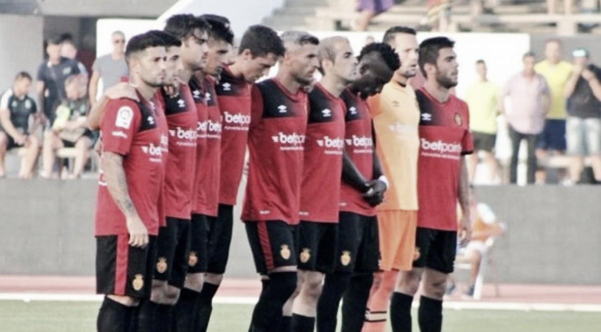 El RCD Mallorca pierde en su primera prueba seria