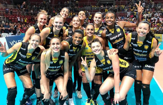 Praia Clube vence Osasco-Audax e conquista a Supercopa