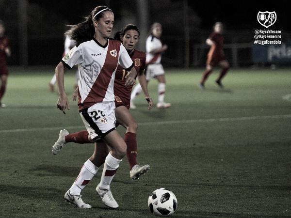 Eva Alonso, a la final del Mundial con la selección española sub-17